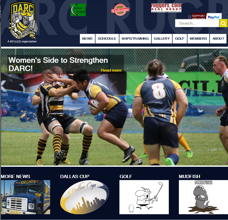 Darc current page